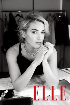 Kate Winslet. Love her!