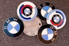 BMW Badges - http://pinterest.com/donschnure/bmw/