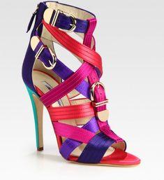 Scarpe di color