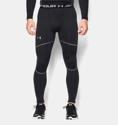 Men's UA ColdGear® Armour® Stretch Leggings