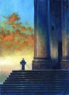 Les Edwards - Art from The Lies of Locke Lamora by Scott Lynch World Of Fantasy, Fantasy Places, Fantasy Art, The Kingkiller Chronicles, Tonne, Book Nerd, Digital Illustration, Fantasy Faction, Rpg