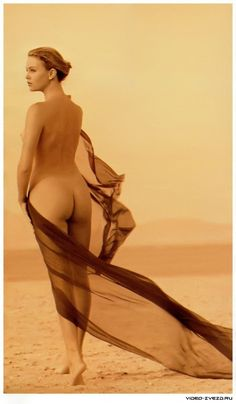 Charlize Theron - Playboy