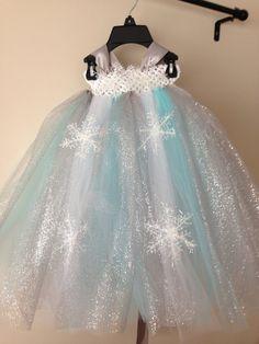 Winter tutu dress / winterland / snowflakes tutu dress size nb 3m 6m 9m 12m 18m 24m 2T on Etsy, $40.00