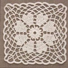 ergahandmade: Colorful Crochet Dress + Diagrams