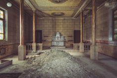 Buried in a Church | by ProfShot
