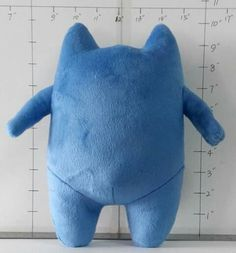 Blue MonSTAR stage 1 prototype. Get us to stage 2! https://www.indiegogo.com/projects/monstars-plush-anime-gaming-and-cosplay-addicts #crowdfunding #Indiegogo #monstars