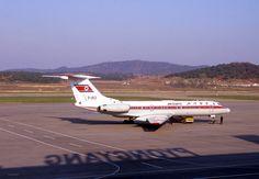 Air Koryo Tupolev Tu134