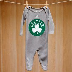 Shop Boston Celtics Baby Sports Fan Apparel Infant Nba
