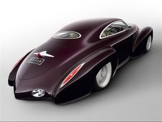Holden EFIJY Concept Car (2) ~ A wild 21st Century hot rod reincarnating Australia's most famous car, the FJ Holden.. Cool!