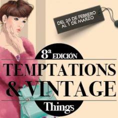 #Madrid #Pozuelo #Shopping Temptations & Vintage Things ^_^ http://www.pintalabios.info/es/eventos-moda/view/es/2013 #ESP #Evento #Mercado