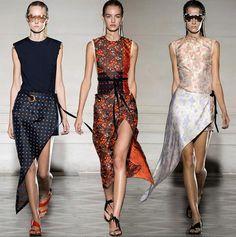 Maison Martin Margiela Spring/Summer 2015 Collection - Paris Fashion Week