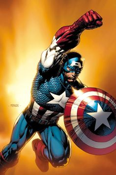 Captain America - Mike Finch