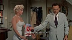 Party Mood 🙄 Tom Ewell and Marilyn Monroe in The Seven Year Itch, 1955 🎬 Billy Wilder Marilyn Monroe, 7 Year Itch, Citations Film, Plus Belle La Vie, What Is Digital, Memes, Movie Lines, Iconic Movies, Film Quotes