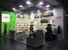 Point Virgule alla fiera Ambiente a Francoforte / Point VIrgule at the Ambiente fair in Frankfurt