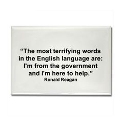 """The most terrifying words..."""