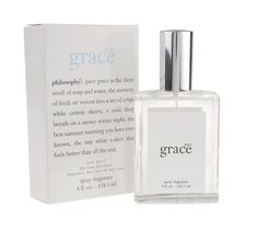 My favorite!! philosophy super-size pure grace spray fragrance 4 oz.