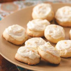 Soft Orange Marmalade Cookies - Definitely will be making these.  I love a good orange marmalade!