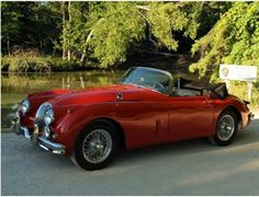 1960 Jaguar Drophead Coupe (MI) - $120,000 Please call Mike @ 231 590 7316 to see this Jaguar.