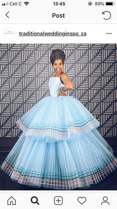 Pedi Traditional Attire, Sepedi Traditional Dresses, African Fashion Traditional, African Traditional Wedding Dress, Traditional Wedding Attire, African Inspired Fashion, African Print Fashion, African Fashion Dresses, African Print Wedding Dress