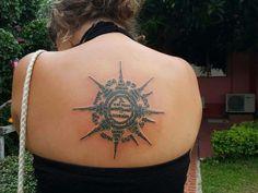 #sak yant magical Thai tattoo#yant paed tidt#