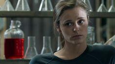 Jordan Hayes as Dr. Sarah Jordan  in HELIX ep. 2.06 M. Domestica.