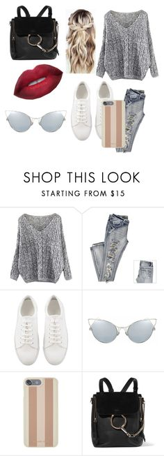 """""""Untitled #30"""" by e1131465 ❤ liked on Polyvore featuring Michael Kors and Chloé"""