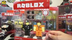 Roblox Series 1 Game Packs Unboxing Toy Review 20 Roblox Toys And Gaming Ideas Roblox Toys Toys R Us Closing