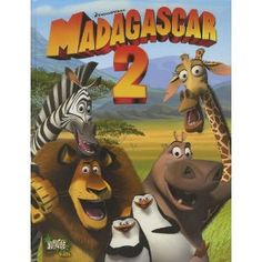 Madagascar 2 (French Edition)