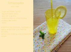 limonada con receta
