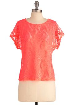 Lace You to the Beach Top