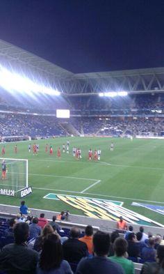 Espanyol - Getafe 25/09/2014