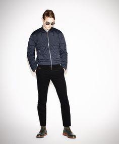 Louis Vuitton Men's PF '13 Look 09