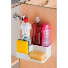 Kitchen Essentials, Kitchen Organization, Kitchen Gadgets, Spray Bottle, Cleaning Supplies, Personal Care, Diy, Disney Stitch, White Dressers