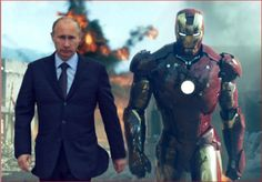 """really crazy and very funny pictures - """"Don't mess with me man I'm Ex KGB"""" - Putin ... https://www.facebook.com/photo.php?fbid=552464551475229&set=a.457697670951918.103652.457695110952174&type=1&theater"""