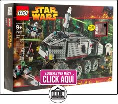 LEGO Star Wars Episodio III Clone Turbo Tank # 7261 by LEGO ✿ Lego - el surtido más amplio ✿ ▬► Ver oferta: https://comprar.io/goto/B00066LFNO