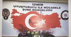 Doğu ve Güneydoğu illerinden İzmir'e uyuşturucu getiren şebeke çökertildi