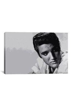 ELLVISSS LOVELY lips hehe!  I loooove Elvis :)