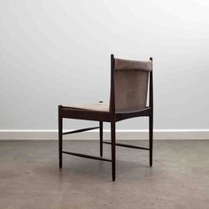 Cantu Low Dining Chair by Sergio Rodrigues