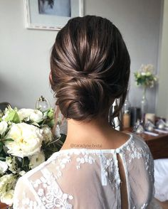 Beautiful updo Hairstyles For A Romantic Bride - Beautiful messy braids and updo. - Beautiful updo Hairstyles For A Romantic Bride – Beautiful messy braids and updo hairstyle,Textur - Messy Wedding Hair, Wedding Hair And Makeup, Bridal Hair, Wedding Braids, Box Braids Hairstyles, Bride Hairstyles, Updo Hairstyle, Hairstyle Ideas, Natural Hairstyles