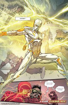 DC Renascimento: Flash #3 - Galáxia dos Quadrinhos
