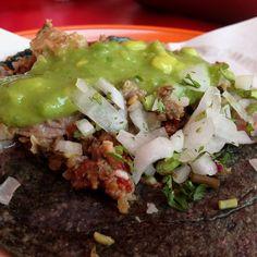 Taco de barbacoa de Borrego  // Comida mexicana