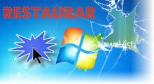 Como restaurar Las configuraciones de Windows en un Clic