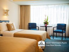 EL MEJOR HOTEL DE MORELIA. La próxima vez que visite la capital michoacana, le esperamos en Best Western Plus Gran Hotel Morelia, donde tendrá una estancia relajante o si lo desea, contamos con un centro de negocios para sus juntas empresariales. Para mayores informes, puede llamarnos al (443)3228000. #bestwesternenmorelia