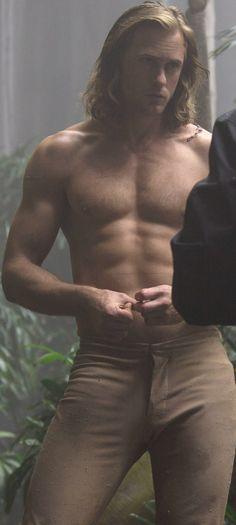 bts The Legend of Tarzan