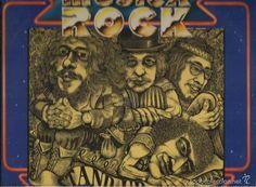 JETHRO TULL- HISTORIA DE LA MÚSICA ROCK, Nº 66