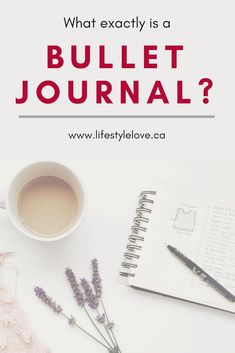 What exactly IS a bullet Journal? Get all the details about this popular trend and other planner / organization alternatives. #bulletjournal #planner #organized #journal #planneraddict