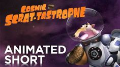 """After it premiered with the Peanuts movie, Fox has put the short """"Cosmic Scrat-tastrophe"""" up online. I have literally no feelings about any Ice Age character except Scrat, whose life is a reminder of the constant misery that is the pursuit of the simplest needs."""