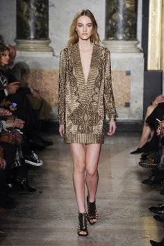 Emilio Pucci Fall 2014 Ready-to-Wear Runway - Emilio Pucci Ready-to-Wear Collection