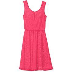 prAna Mika Dress ($85) ❤ liked on Polyvore featuring dresses, azalea, layered summer dresses, pink summer dresses, double layer dress, prana dress and summer dresses