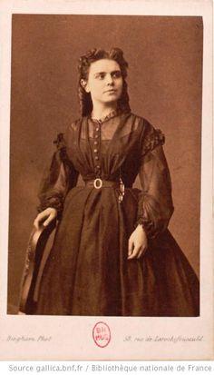 Célestine Galli-Marié (1840-1905) : [portraits et documents] - 1